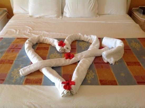إيبيروستار سيليكشين فاراديرو: welcome home from our maid.