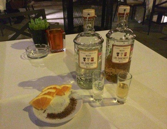 Reforma 500: Mezcal Tasting