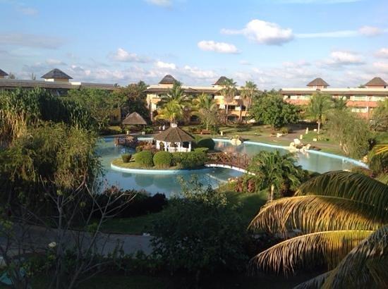 إيبيروستار سيليكشين فاراديرو: view from our room