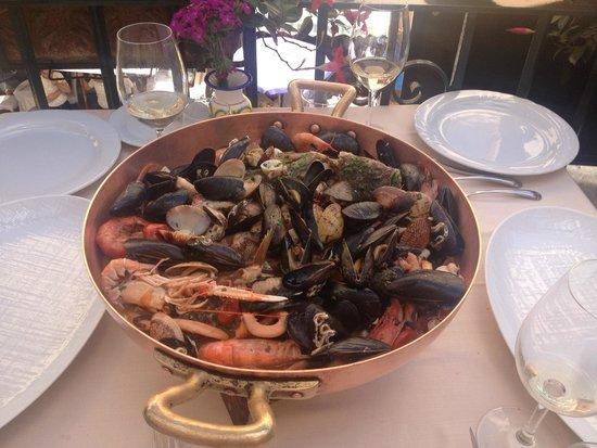 """Da Gemma: Zuppa di pesce in stile """"da Gemma dal 1872"""""""