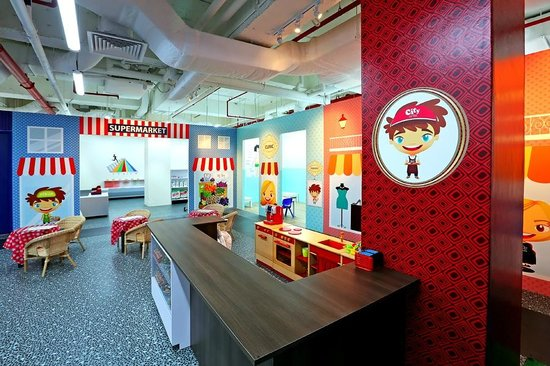 The City by Littlez: The City playground Singapore