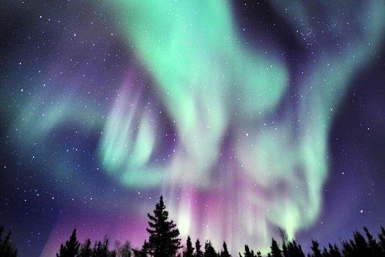 Good Aurora Village: Northern Lights (5) Yellowknife, Canada Amazing Ideas