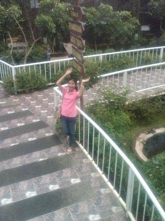 Batu Eco Green Park Fun & Study: Penunjuk arah