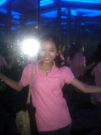 Batu Eco Green Park Fun & Study: Jalur cermin