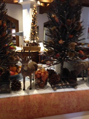 Seehotel Sternen Horw: Nice decorations