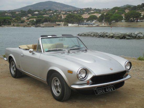 Riviera Classic Car Hire: Recent Photo Shoot