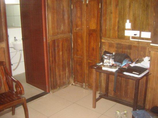 Omsam Guest Home: Dettaglio Camera