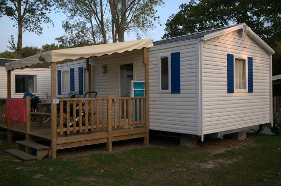 Camping Plijadur: Mobil-home