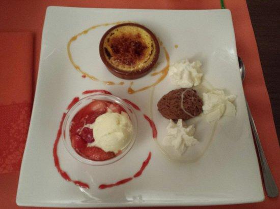 Histoire de Gout: Dessert