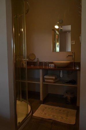 La Treille D'Albi: Salle de bain