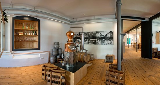 Brauerei Fohrenburg: Brauerei Museum
