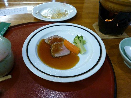 Boruberia Daguri: 夕食
