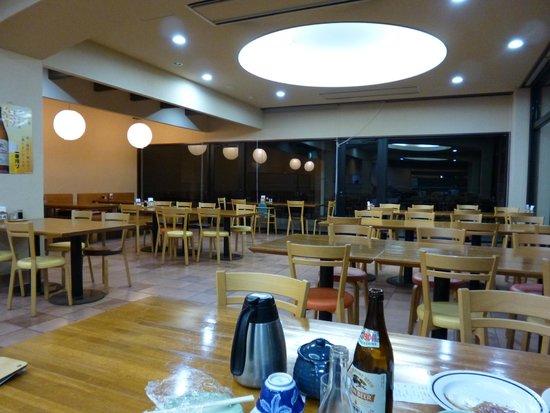 Boruberia Daguri: 食堂は良い雰囲気