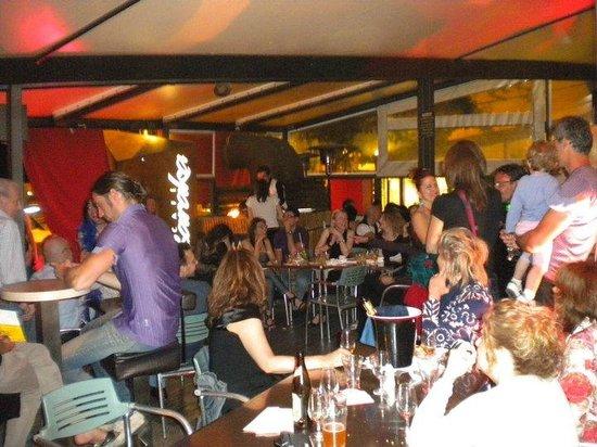 Baraka Cafe: Burlesque