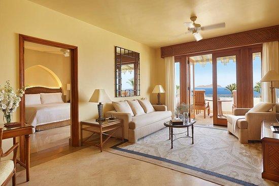 منتجع فور سيزونز ريزورت شرم الشيخ: One bedroom Suite