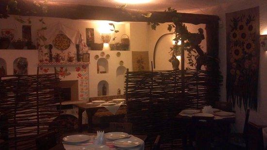Dikanka: Ресторан Диканька