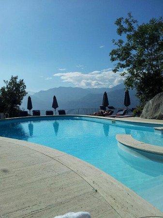 Park Hotel Querceto: Piscina