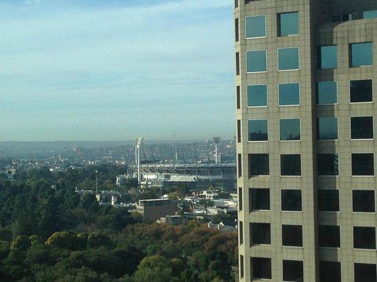 شيراتون ملبورن هوتل: MCG view