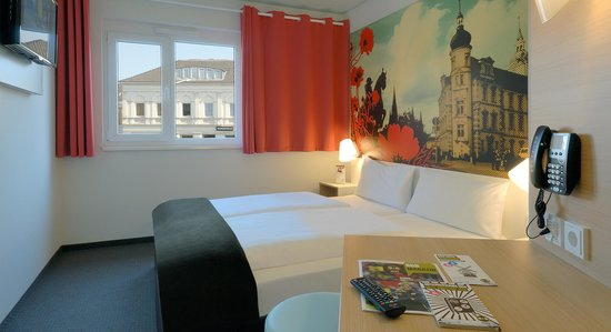 B&B Hotel Oldenburg: B&B Hotel Oldenburg - Zweibettzimmer
