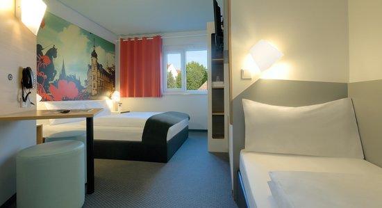 B&B Hotel Oldenburg: B&B Hotel Oldenburg - Familienzimmer für 3 Personen
