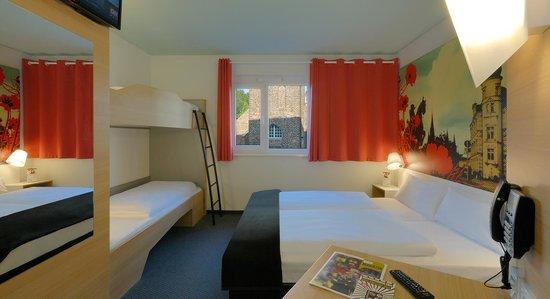 B&B Hotel Oldenburg: B&B Hotel Oldenburg - Familienzimmer für 4 Personen