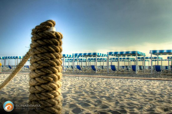 Dunadonda: spiaggia