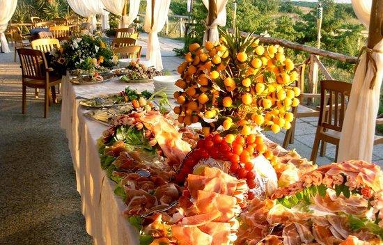 Dunadonda: buffet