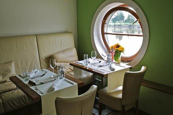 GreenYacht Hotel: Unser Lieblingstisch
