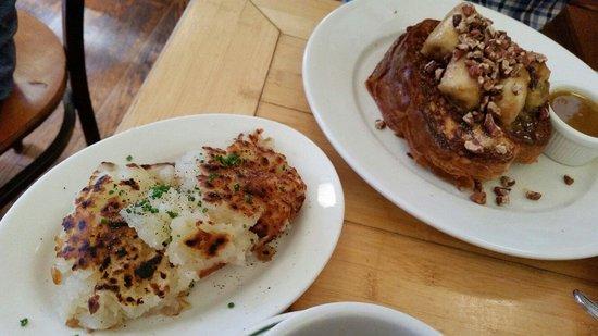 Clinton St. Baking Company & Restaurant: Rosti e French toast