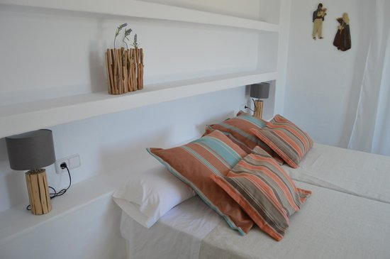 S'Argamassa Villas: Dormitorio Delux