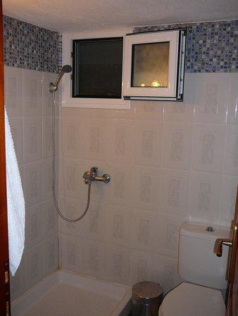 أرتيميس بنجالوز: Bathroom, room no. 8