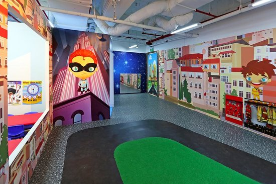 The City by Littlez: The City Singapore - Interactive Learning Playground