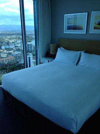 فندق هيلتون سيرفرز بارادايس ريزيدانسيز: main bedroom