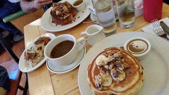 Clinton St. Baking Company & Restaurant: Il paradiso. .. buonissima breakfast  Newyorkese