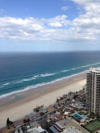 فندق هيلتون سيرفرز بارادايس ريزيدانسيز: ocean