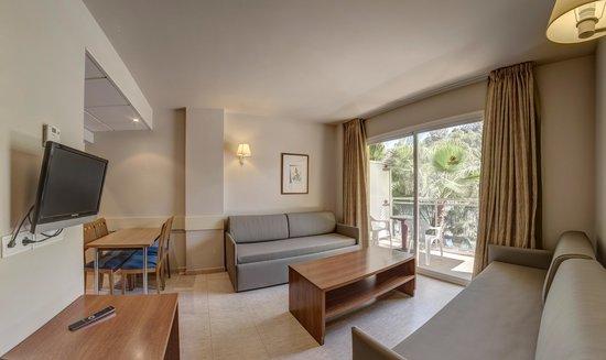 هوتل روزامار جاردن ريزورت: Apartamento