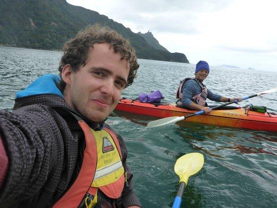 Pacific Coast Kayaks: Kayaking