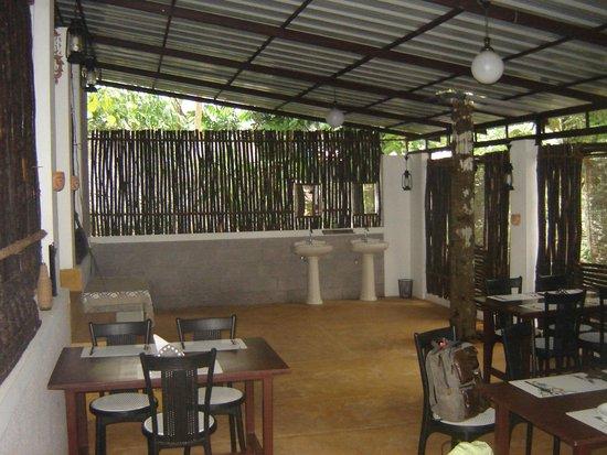 Bijans Resort: Dettaglio sala Pranzo