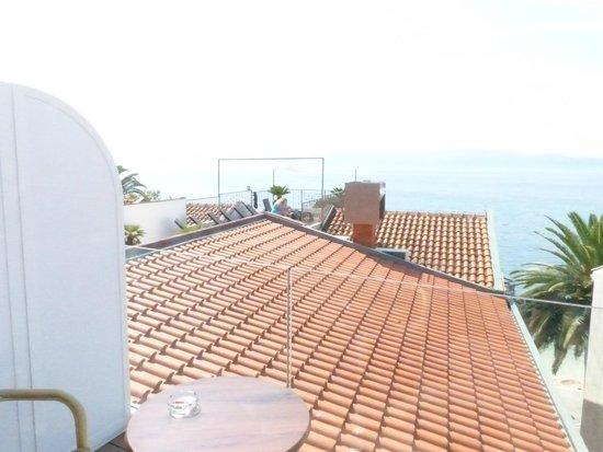 هوتل ماركو بولو: 3rd floor sun terrace open for all guests