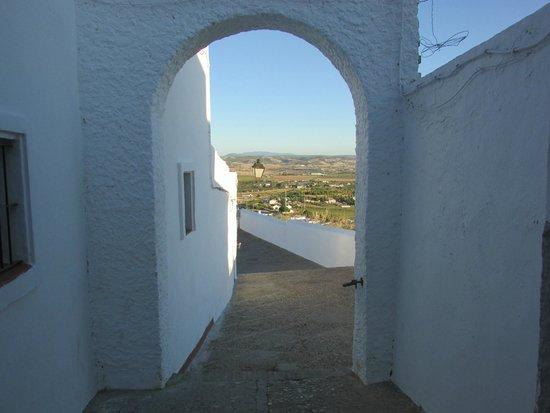 أركوسديلافرونتيرا, إسبانيا: Hermosa vista