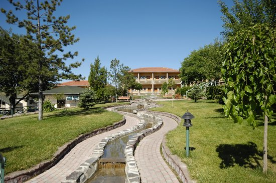 Dinler Hotels - Nevsehir: Garden View