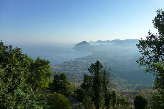 هوتل فيلا سان جيوفاني: View from our balcony