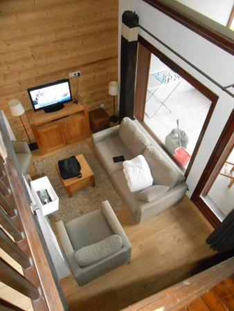 Dormio Resort Les Portes du Mont Blanc : salon