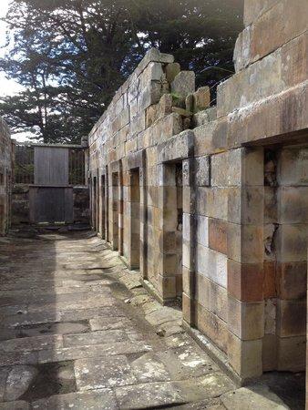 Site historique de Port Arthur : Exercise Yard