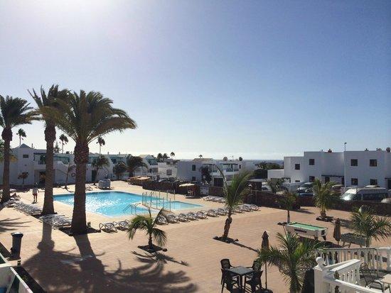 أبارتامينتوس أكواريو سول: View from the balcony