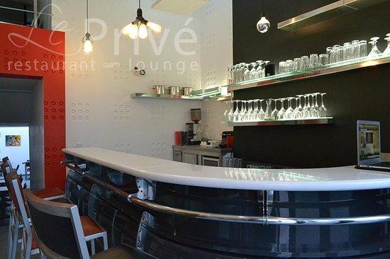 Le Privé Restaurant: Bar