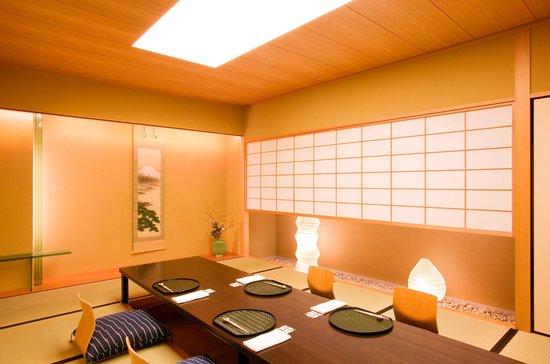 كيوتو طوكيو هوتل: たん熊北店個室/Tankuma private room