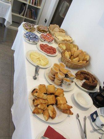 Hotel La Catedral: desayuno continental