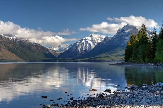 Meadow Lake View Bed and Breakfast : Stunning Glacier NP on the doorstep