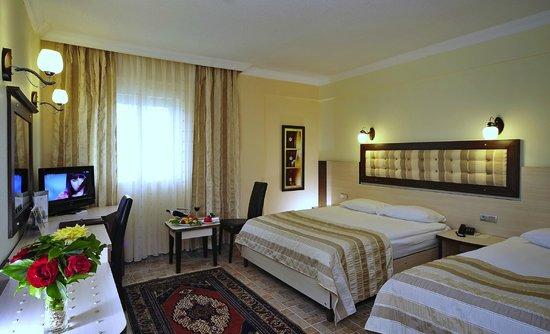 ‪‪Dinler Hotels - Nevsehir‬: Comfort Room with French Bed‬